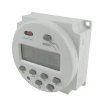 Interruptor Uxcell Dc 12v Digital Lcd De Alimentación Progra