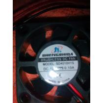 Ventilador De 40x40x10 De 12 V