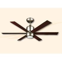 Ventilador Para Interiores - Ventilador Color Chocolate
