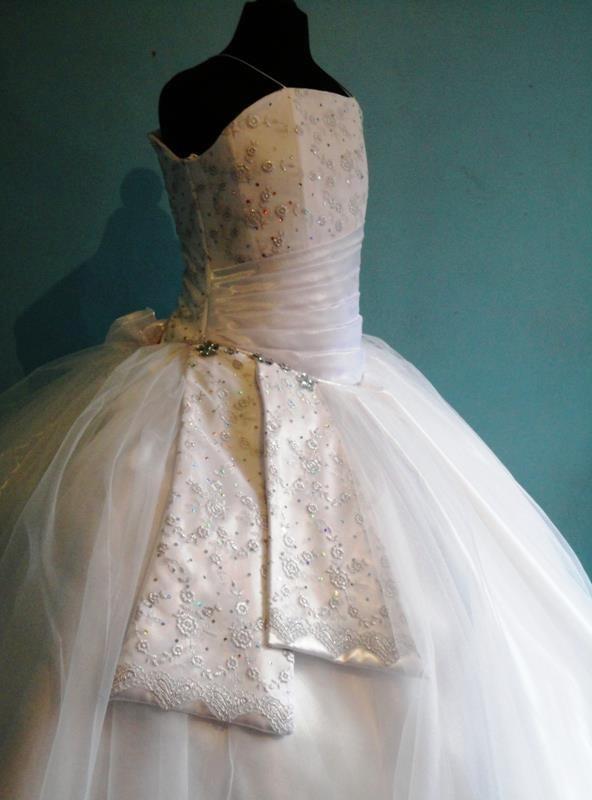 Venta de vestidos de primera comunion en queretaro