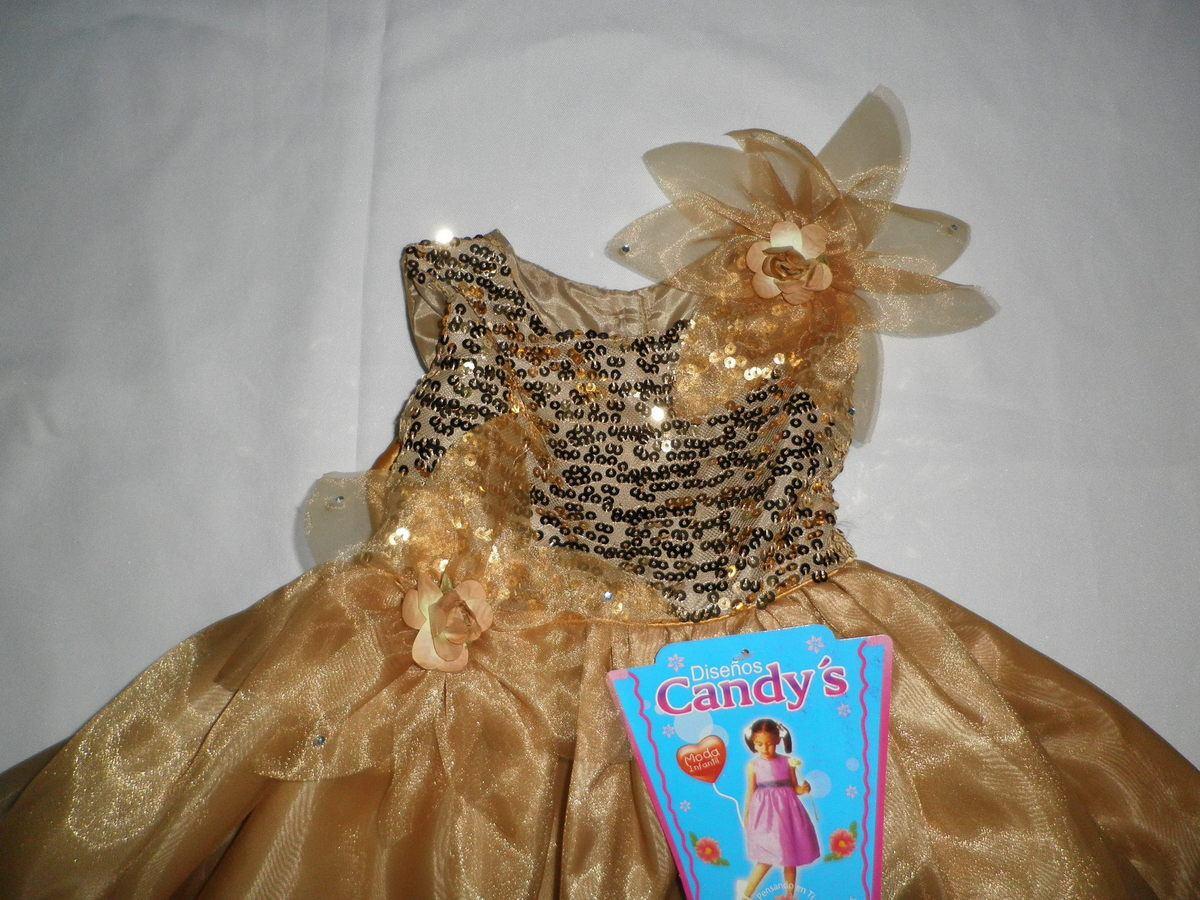 Vestidos De Fiesta Para Niñas Cual Es El Color Que Va Con
