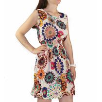 Vestido Vestidos De Moda Primavera Verano Tendencia Colorido