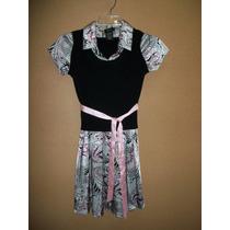 Vestido Speeckless Estampado Dama O Jovencita Talla 16- Ch