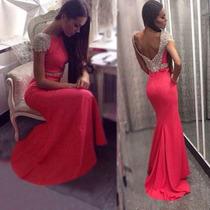 Baituya Vestido De Boda De Noche De Baile Rojo