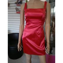 Vestido Rosa Muy Original Para Fiesta O Antro