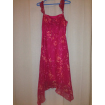 Vestido New York & Company Rojo Talla 8. Bcbg Julio Old Navy
