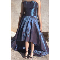 Hermoso Vestido Fiesta Azul