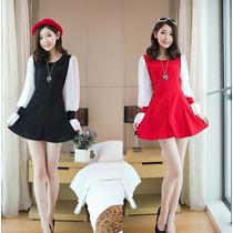 Vestido Corto Casual Retro Moda Japonesa Fashion 1227