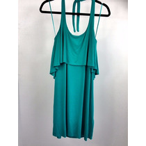 Vestido Casual Dama Marca Willi Smith, Color Jade