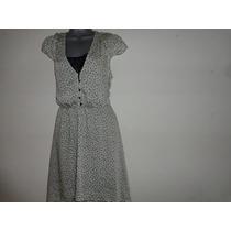 Vestido Dama Forever 21 Talla: L Modelo:1033