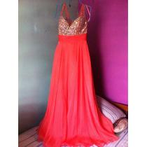 Vestido De Fiesta (boutique Franca)