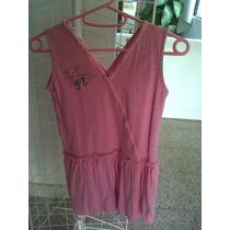 Hermoso Vestido Rosa P/niña Marca Barbie T.12 Ballet