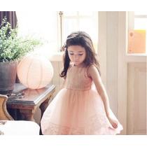 Moderno Vestido Para Niña Para Fiestas Moda Koreana 2016
