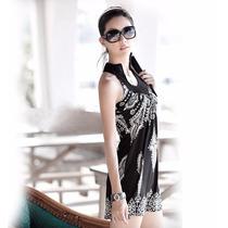 Boonito Vestidos Corto Moda Japonesa Asiatica