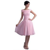 Baituya Vestido De Boda De Noche De Baile Rosa