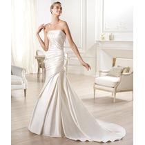 Hermoso Vestido De Novia Nuevo Modelo Ocelo