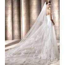 Vestido De Pronovias Modelo Bergamo 2012