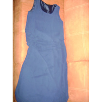 Subasta Vestido Fiesta Dama Talla 32