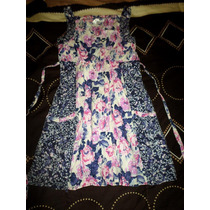 Vestido Charlotte Russe,poetry Tallas Xs-ch-m