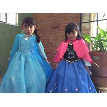 Vestidos De Elsa Y Ana