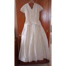 Vestido De Novia, Español De Boutique