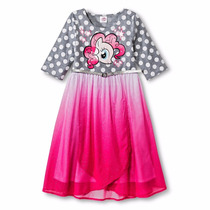 Vestido My Little Pony - (frozen, Peppa Pig, Rainbow Dash)