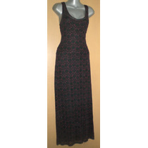 Vestido Americano Dama Formal Casual Fiesta Largo Playa Maxi