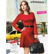 Vestido Rojo Cklass 135-46