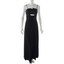 Vestido Negro Liz Minelli