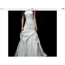 Vestido De Novia Bridenformal Color Ivory