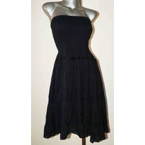 Vestido Strapless Talla M/l Solo $ 120.00 Fashion!!