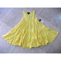 Vestido Circular Ralph Lauren 8/10 Años