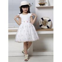 Hermoso Vestido Para Niña De Encaje Promocion Moda Asiatica
