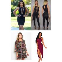 Vestidos Y Blusas Importados De Moda, Casuales, Noche Fiesta