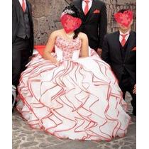 Vestido Para Quienceanera Pieza Unica