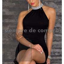 Vestidos De Fiesta Sexy Ropa Mujer Casual Noche Antro Coctel