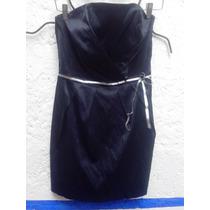 Hermoso Y Elegante Vestido Strapless Para Fiesta Barato