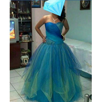 Vestido De Xv Anos Diseño Exclusivo Nuevo