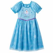 Vestido - Bata Frozen (elsa)