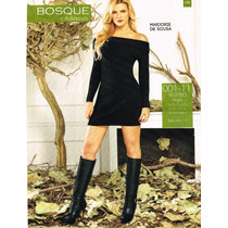 Vestido Casual Negro 001-11 Cklass