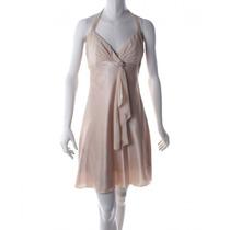 Vestido Satinado Liz Minelli