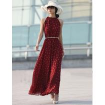 Hermosos Vestidos De Moda Oriental Envio Inmediato