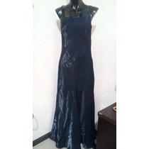 Vestido Azul Marino Tornasol Talla Cattiva T 11
