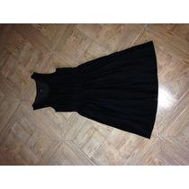 Vestido Negro Nuevo Hermoso Hym