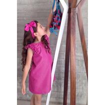 Vestido Para Niña, Tallas 1,2,3,4,6 Y 8 Años