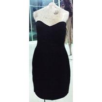 Vestido Brasileño Straple Negro