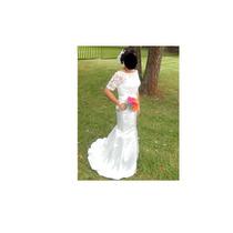 Vestido De Novia Color Ivory Envío Gratis