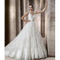 Hermoso Vestido De Novia Boda Amor Ivory Bonito