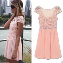 Vestido Falda Primavera Verano 2015 Dama Mujer Moda Frescos