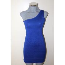 Vestido Azul Pink Rose - Rebajado 30% Del Precio En Tienda